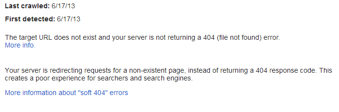 how to tell webmaster tools about a 301 redirect